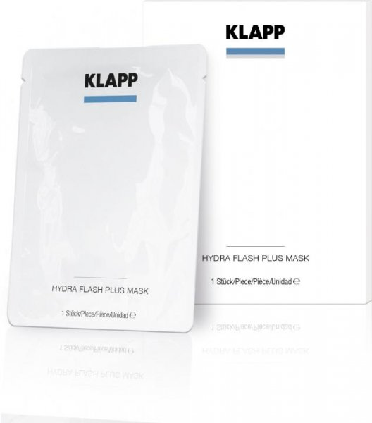 Klapp Hydra Flash Plus Mask, 1 Stück