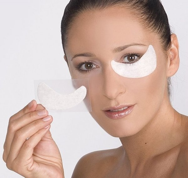Hydrogel Eye Pads, 3 x 2 St./Pack - aesthetic world