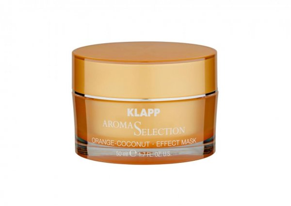 Klapp Aroma Selection Orange-Coconut - Effect Mask, 50 ml