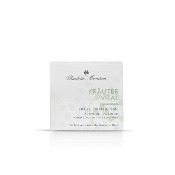 Charlotte Meentzen Active Herball Cream, 50 ml folding box