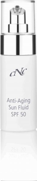 CNC Cosmetic aesthetic world Anti-Aging Sun Fluid SPF 50, 30 ml product