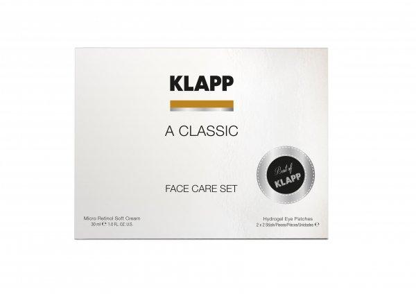 Klapp A Classic Face Care Set Limited Edition