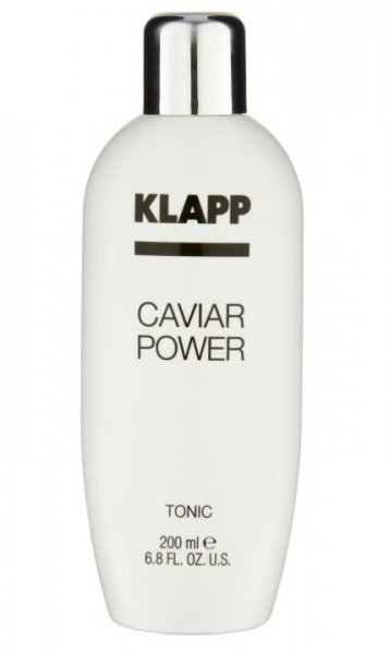 Tonic 200ml - Caviar Power