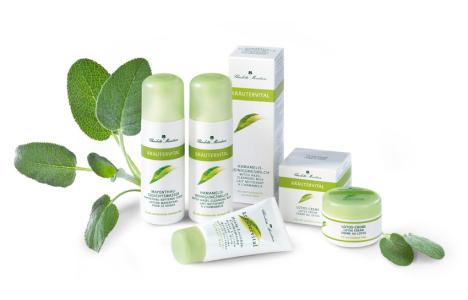 Kräutervital Pflegeserie für trockene Haut