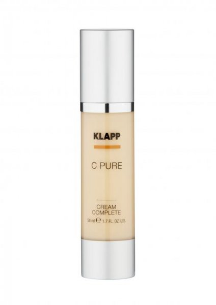 Klapp C Pure Cream Complete, 50 ml