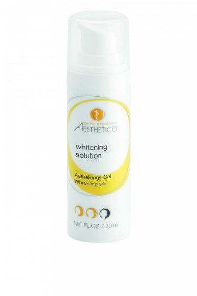 Whitening Solution 30ml - Solutions*³