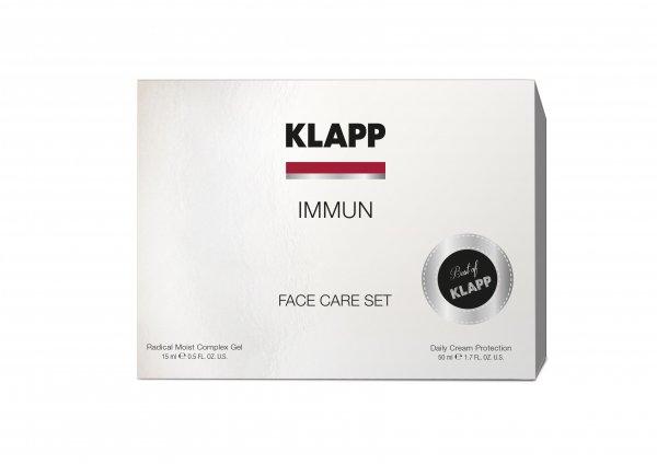 Klapp Immun Face Care Set - Limited Edition