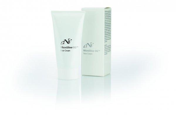 Face Cream, 50 ml - MicroSilver BG™