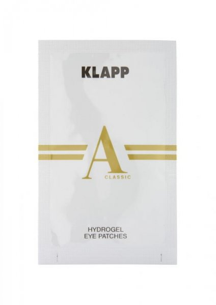 Klapp A Classic Hydrogel Eye Patches 5 x 2 Stück