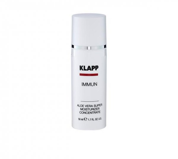 Klapp Immun Aloe Vera Super Moisturizer Concentrate, 30 ml