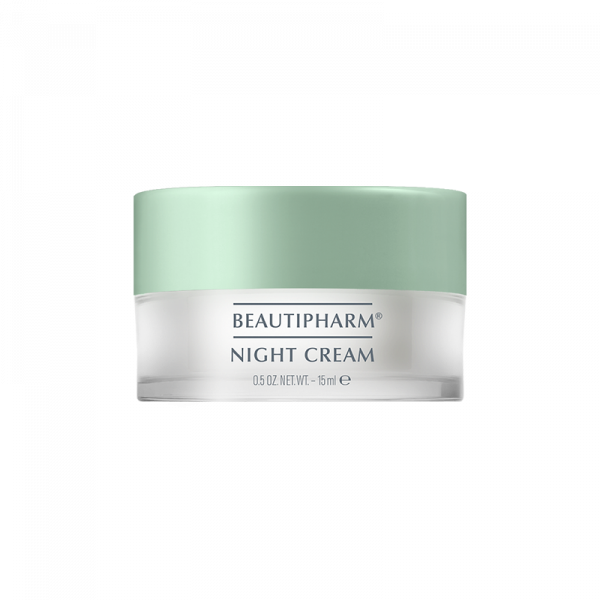 Night Cream, 15 ml - Beautipharm® Skin Care SPF15