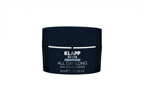 All day long - 24h Hydro Creme 50 ml - Men