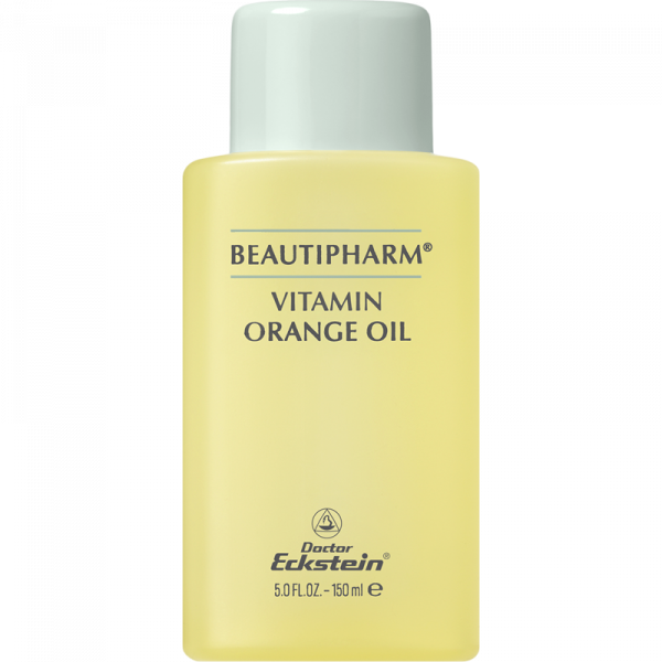 Vitamin Orange Oil, 150 ml - Beautipharm® Body Care - Körperpflege