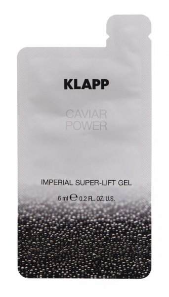 Klapp Caviar Power Super-Lift Gel, 4x6 ml