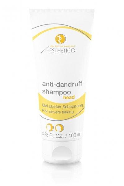 Aesthetico Ant-Dandruff-Shampoo, 100 ml Produkt