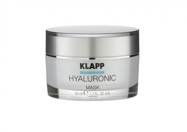Day & Night Mask, 50 ml - Hyaluronic