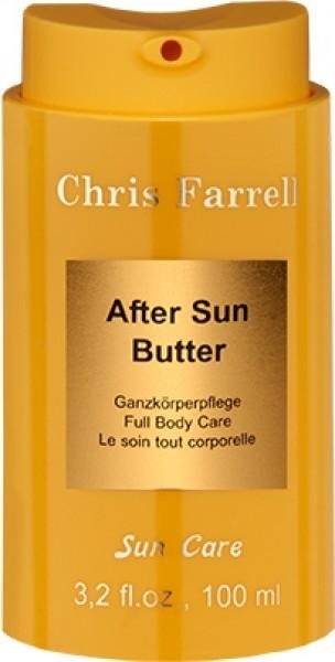 Chris Farrell Sun Care After Sun Butter