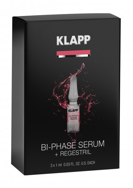 Bi-Phase Serum +REGESTRIL 3 x 1 ml, 3 ml - Power Effect Bi-Phase