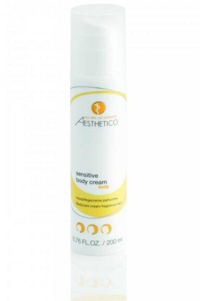 Sensitive Body Cream 200ml