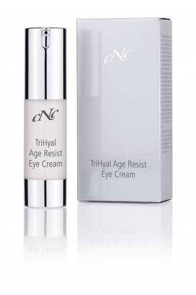 CNC aesthetic worl TriHyal Age Resist Eye Cream, 15 ml Produkt