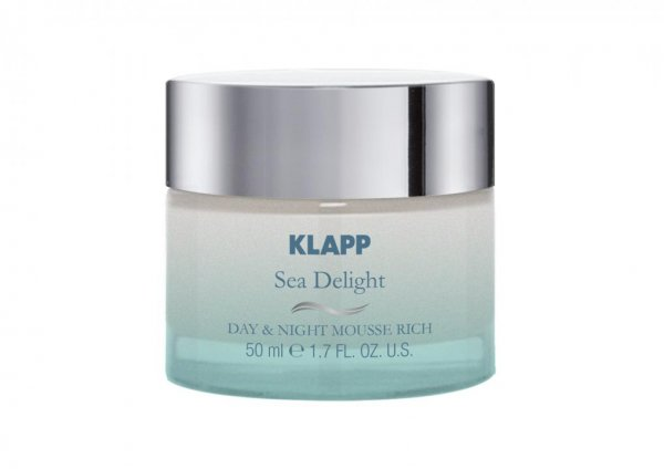 Klapp Sea Delight Day & Night Mousse Rich, 50 ml