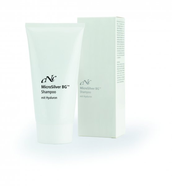 Shampoo mit Hyaluron, 200 ml - MicroSilver BG™