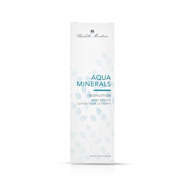 Charlotte Meentzen Aqua Minerals Bodylotion, 200 ml Verpackung