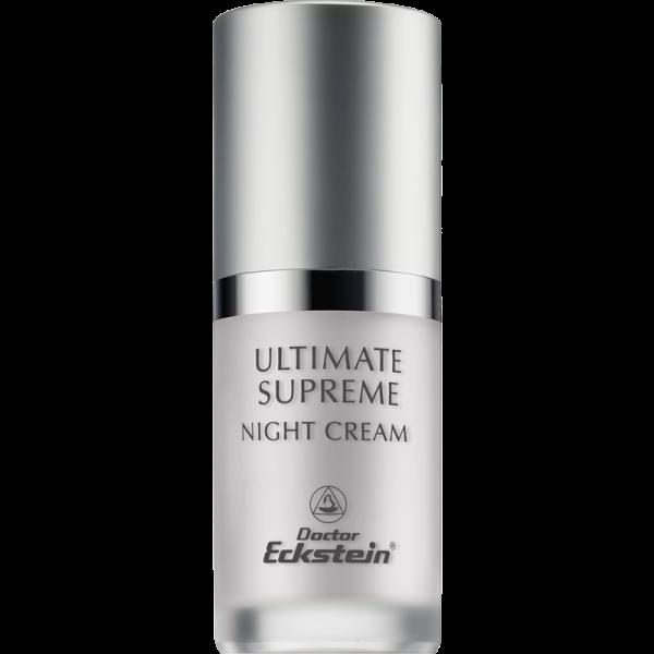 Night Cream, 15 ml - Skin Care - Ultimate Supreme - Luxuspflege für Tag und Nacht
