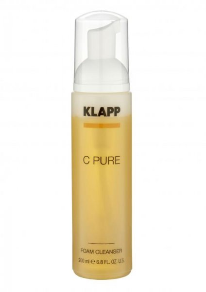 C Pure Foam Cleanser 200ml