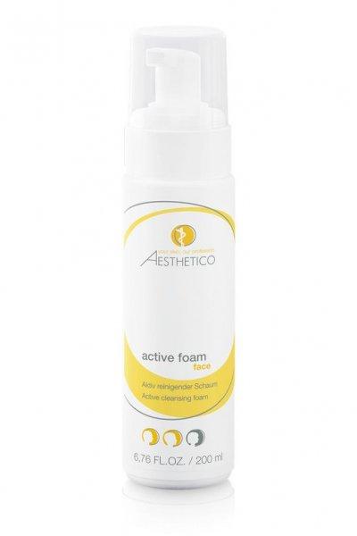 Aesthetico Active Foam, 200 ml - Produkt