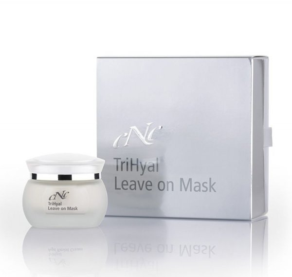 CNC aesthetic world TriHyal Age Resist Leave on Mask, 50 ml Produkt