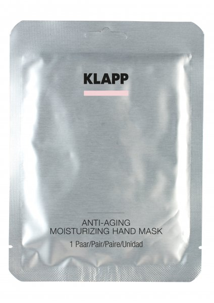 Anti-Aging Moisturizing Hand Mask, 3 Stk - Repagen Body