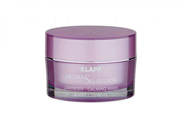 Klapp Aroma Selection Lavender Calming Mask, 50 ml