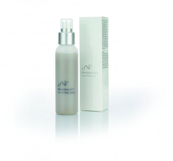 Face & Body Spray, 100 ml - MicroSilver BG™