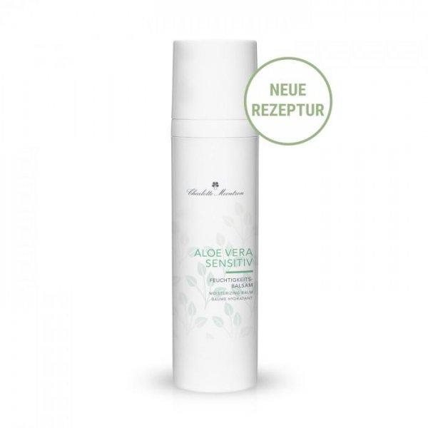 Charlotte Meentzen Aloe Vera Sensitiv Feuchtigkeitsbalsam 75 ml Produkt
