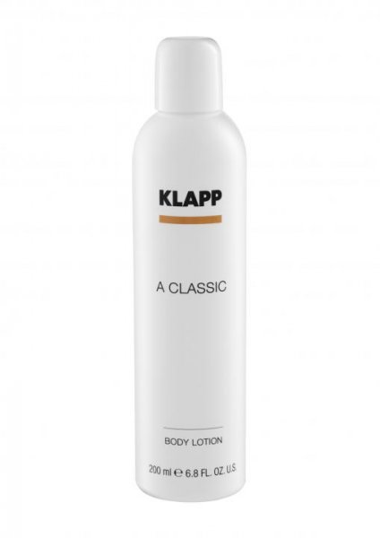 Klapp A Classic Body Lotion, 200 ml product