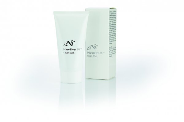 BG™ Cream Mask, 50 ml - MicroSilver