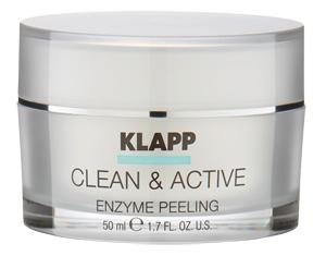 2x Enzyme Peeling 50 ml - Clean & Active Sparpack