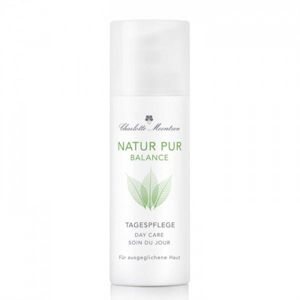 Charlotte Meentzen Natur Pur Balance Tagespflege, 50 ml Produkt