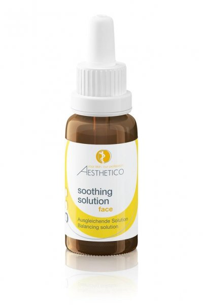 Aesthetico Soothing Solution, 20 ml Produkt