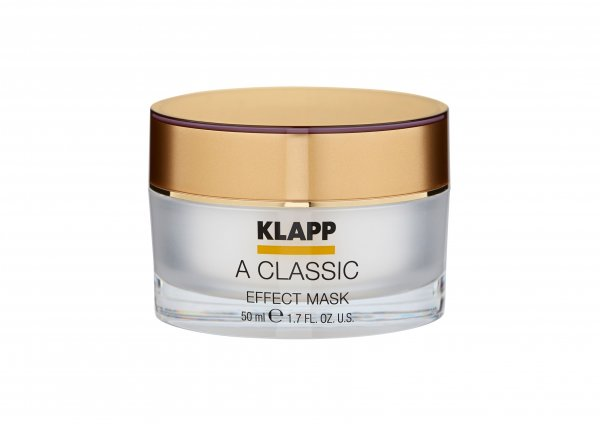 Klapp A Classic Effect Mask, 50 ml