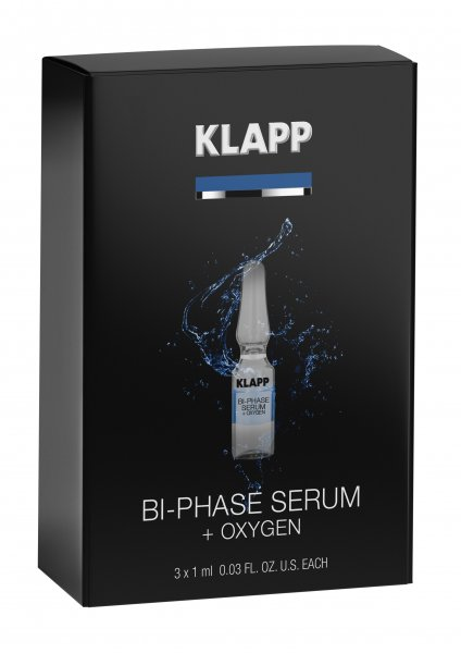 Bi-Phase Serum +OXYGEN 3 x 1 ml, 3 ml - Power Effect Bi-Phase