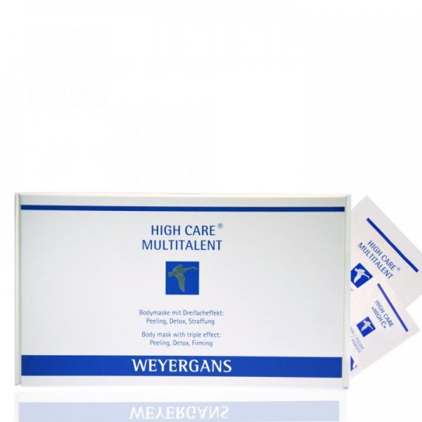 Weyergans Blue Line Multitalent Bodymaske 5 x 30 ml