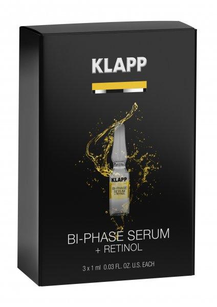 Bi-Phase Serum +RETINOL 3 x 1 ml, 3 ml - Power Effect Bi-Phase