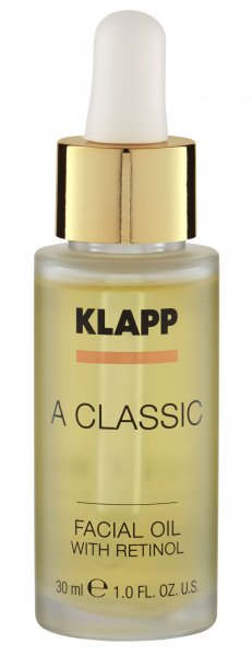 A Classic Facial Oil, 30 ml Produkt