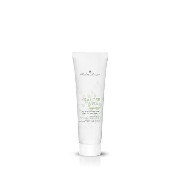 Reinigungsmaske Papaya-Heilkreide 30ml - Kräutervital Produkt