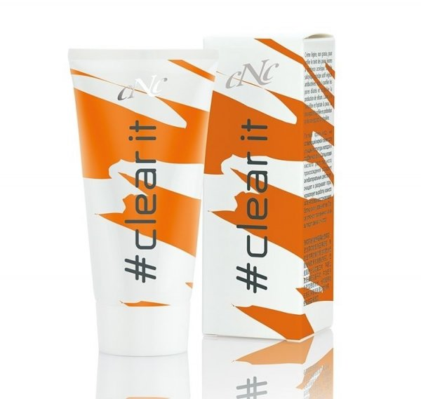 CNC # clear it cream, 50 ml - clear it Gruppe