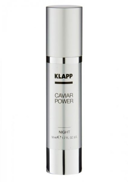 Night Cream 50ml - Caviar Power