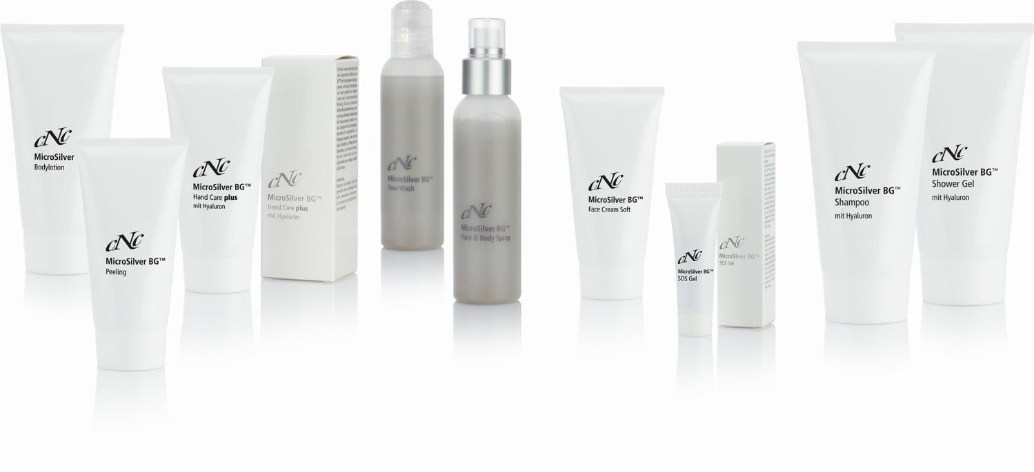 Micro Silver CNC Cosmetic