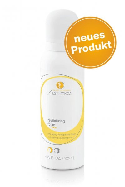 Aesthetico Revitalizing Foam, 125 ml Produkt